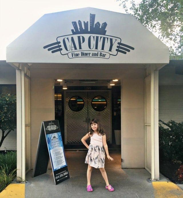 Cap City Diner Columbus OSU