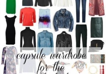 Capsule Wardrobe: Street Style Fashionista