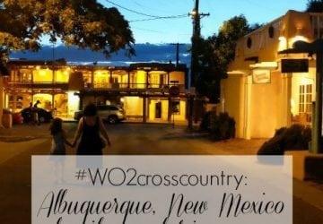 Family Road Trip: Albuquerque, New Mexico