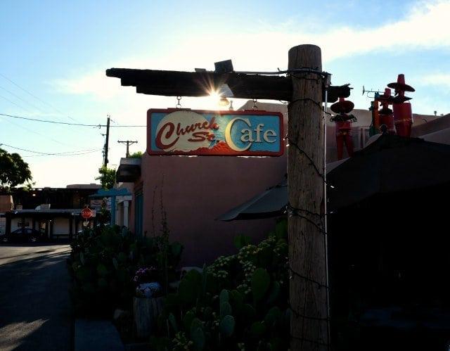 Church Street Cafe Albuquerque