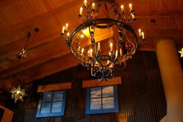 Church Street Cafe Interior Albuquerque