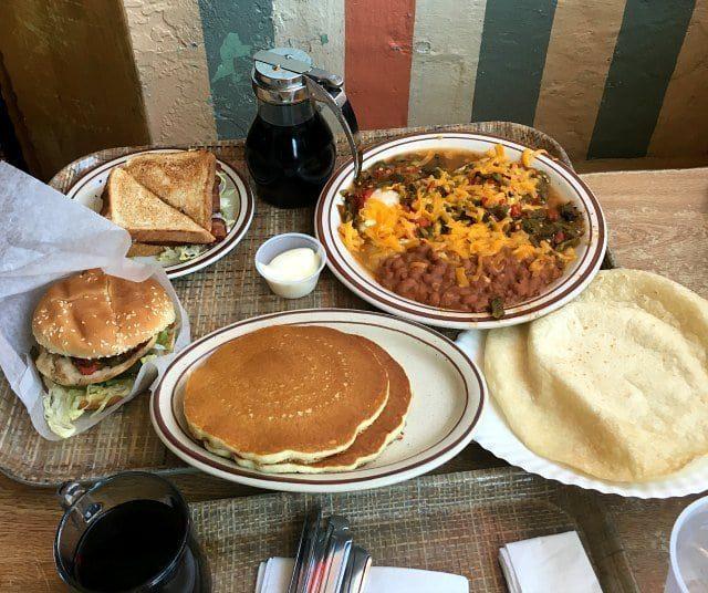 Frontier Restaurant Breakfast Albuquerque