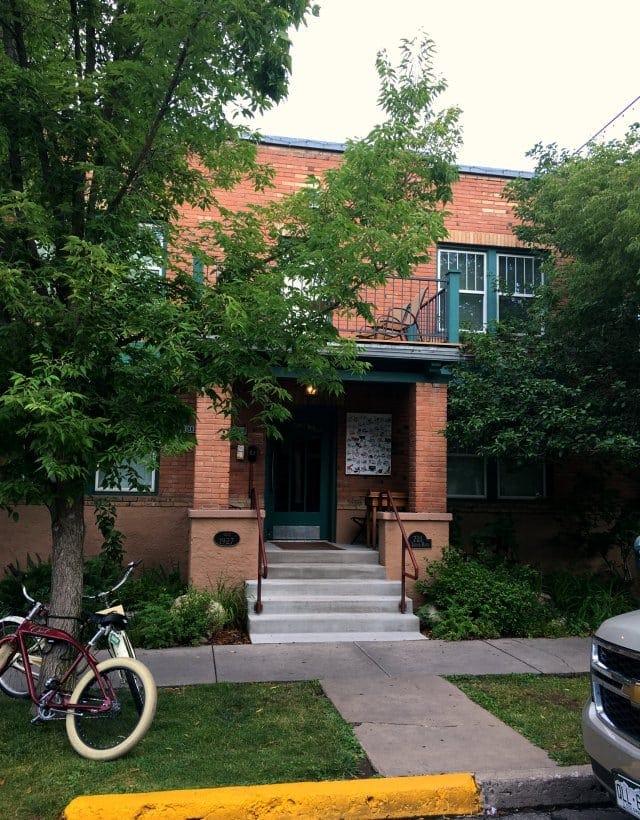 Leland House Durango Colorado
