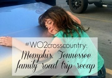 #WO2crosscountry: Memphis, Tennessee