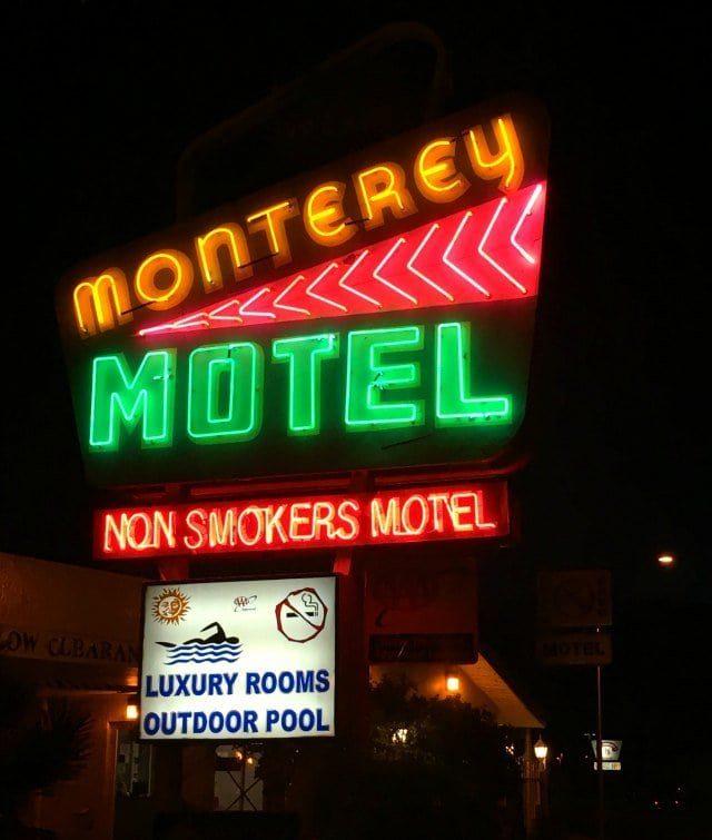Monterey Non Smokers Motel Albuquerque