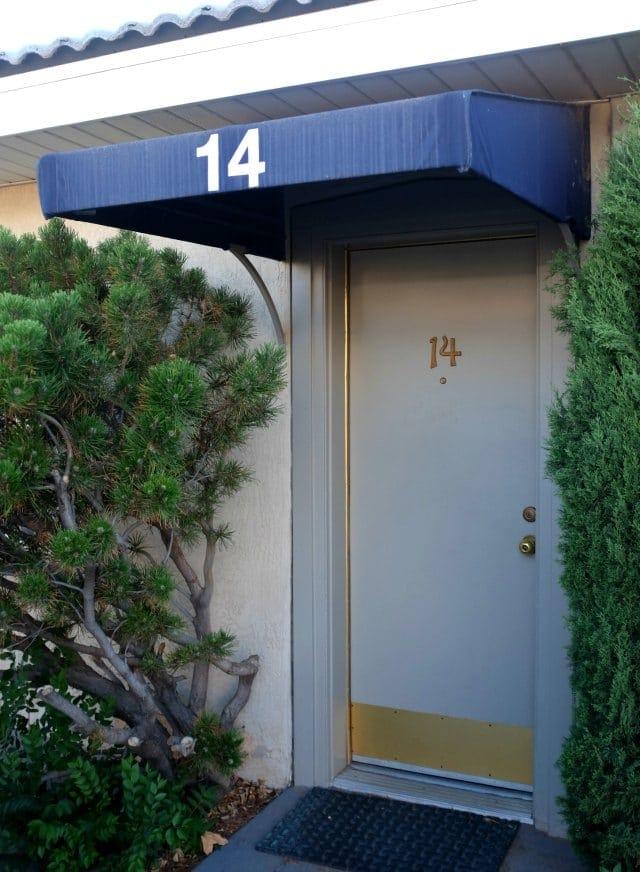 Monterey Non Smokers Motel Albuquerque New Mexico