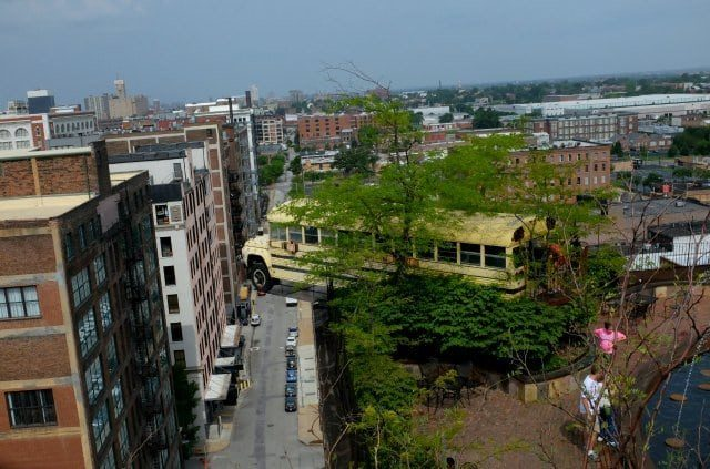 Rooftop St. Louis City Museum - 1