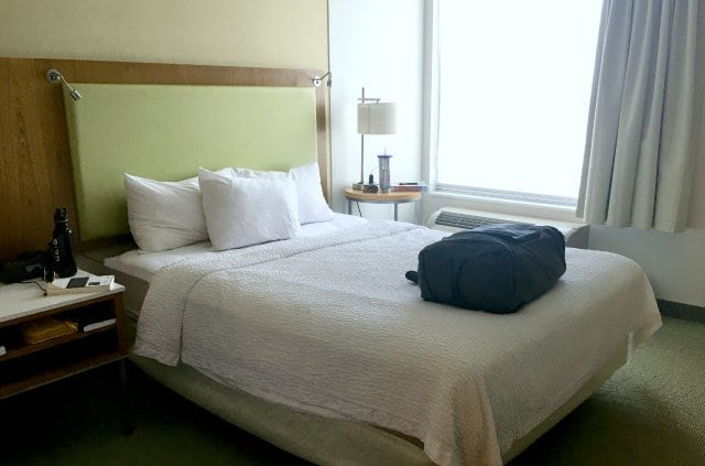 SpringHill Suites Marriott Columbus OSU Ohio