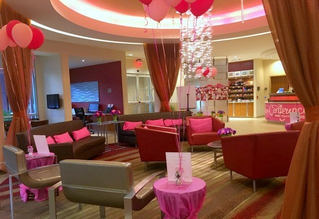 SpringHill Suites OSU thirty one gifts conference 2016