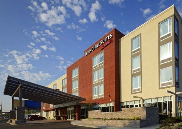 SpringHill Suites by Marriott OSU Columbus Ohio Review