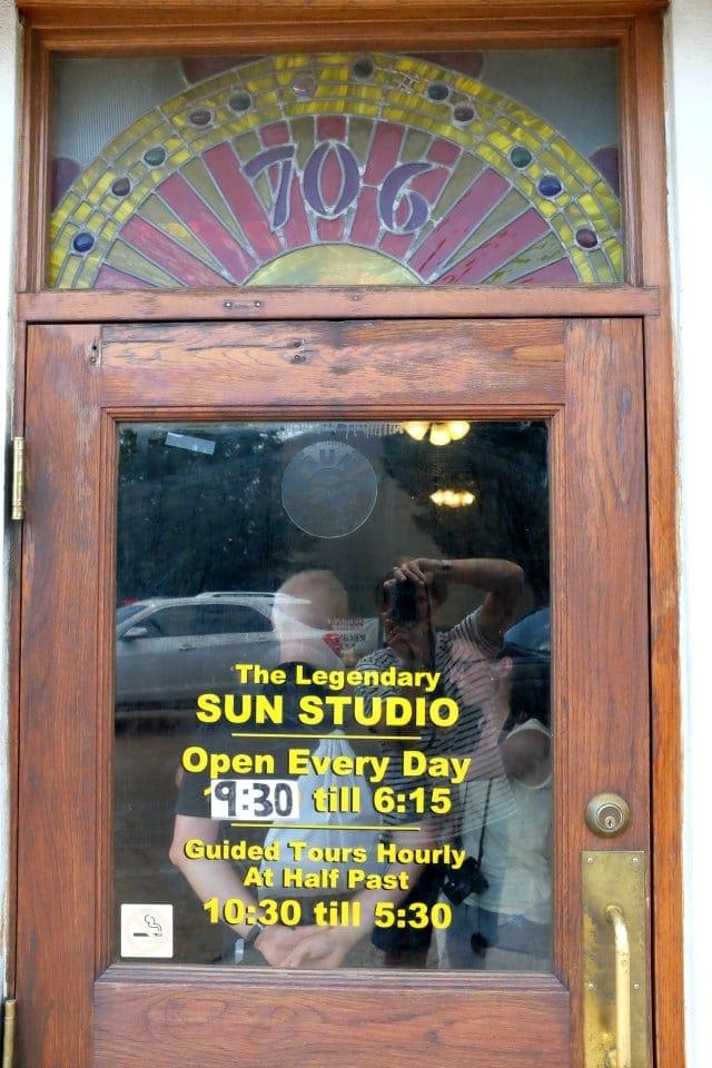 Sum Studio Memphis Door