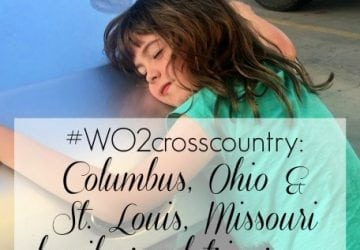 Family Road Trip: Columbus, Ohio and St. Louis, Missouri
