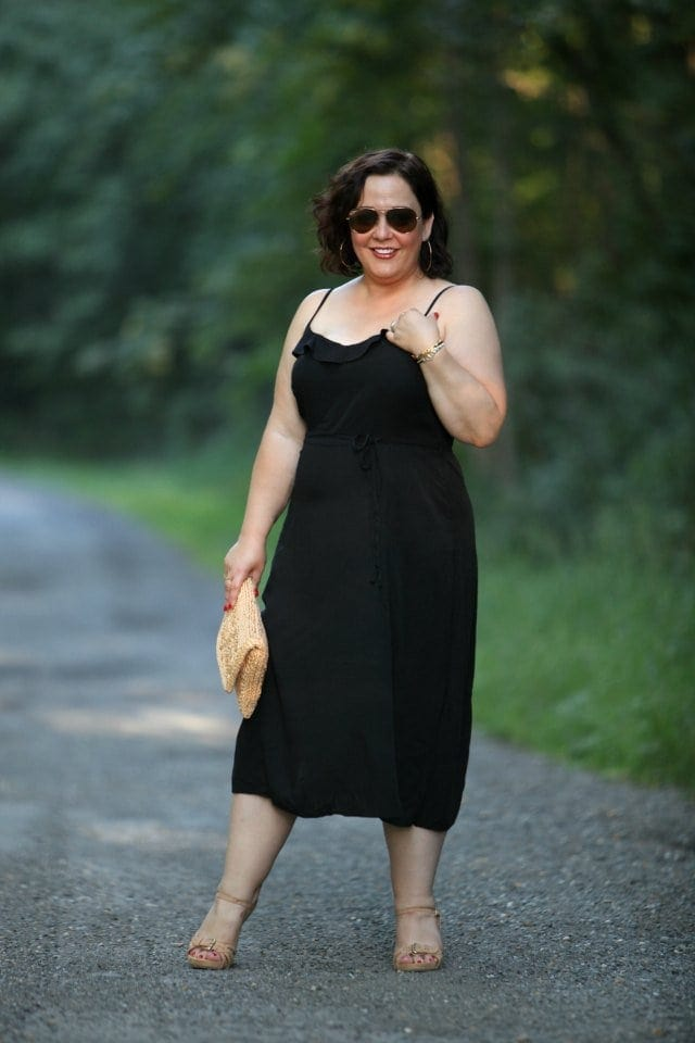 Wardrobe Oxygen Over 40 Fashion Blogger Outfit Post