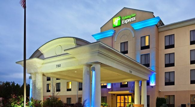 Holiday Inn Express Knoxville - Strawberry Plains