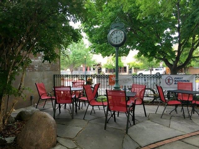 rochester hotel durango colorado courtyard