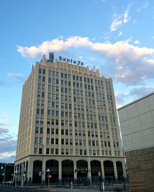 santa fe building amarillo texas