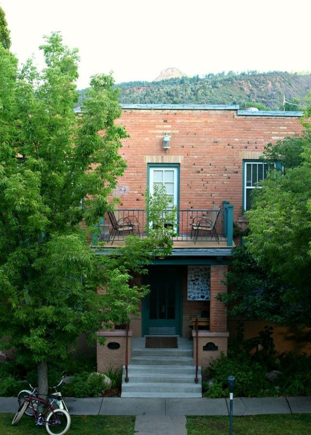 the Leland House and Rochester Hotel in Durango Colorado - Wardrobe Oxygen