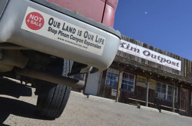 Kim Outpost in Kim, Colorado