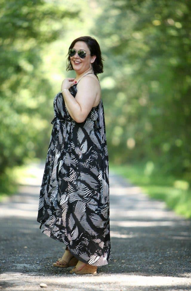 wardrobe oxygen in gwynnie bee dress