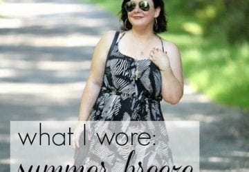 What I Wore: Summer Breeze