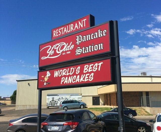 ye olde pancake station amarillo