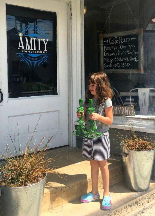 Amity Coffee Roasters - Wardrobe Oxygen