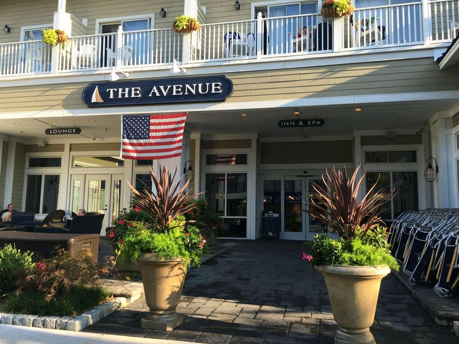 The Avenue Inn Rehoboth Beach Delaware - Wardrobe Oxygen