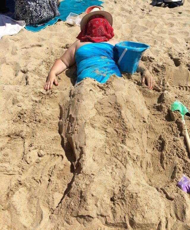 alison as a mermaid