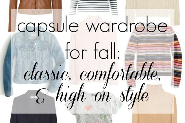 64e84dc024142 capsule wardrobe for fall - classic comfortable and high on style by  wardrobe oxygen