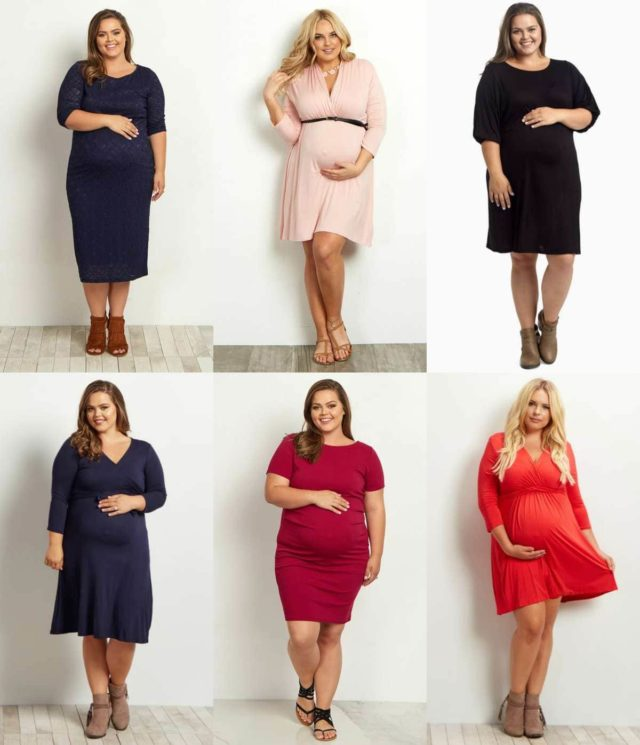 plus size maternity clothing for work - wardrobe oxygen