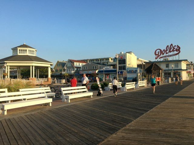 rehoboth by morning