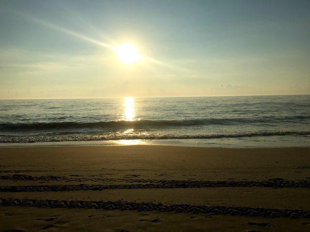 rehoboth sunrise