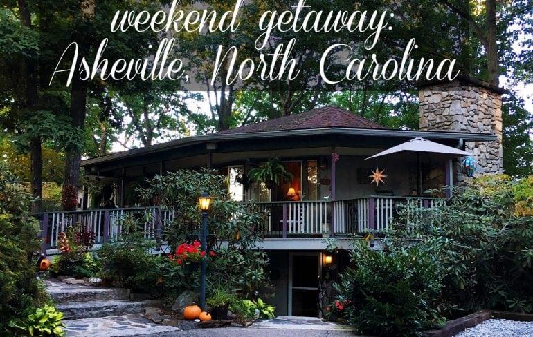 Weekend Getaway to Asheville, North Carolina - Wardrobe Oxygen Weekend Getaway to Asheville