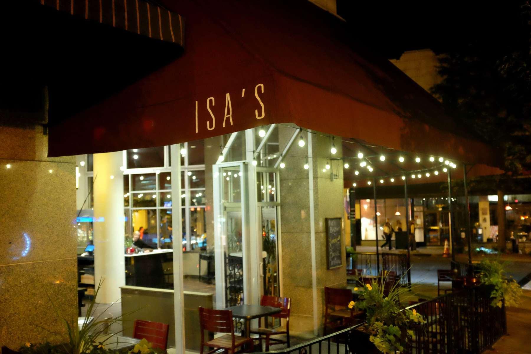 Isa's Asheville NC
