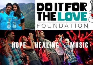 Giving Back this Holiday Season: Do It For The Love Foundation