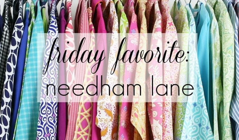 Needham Lane Review by Wardrobe Oxygen