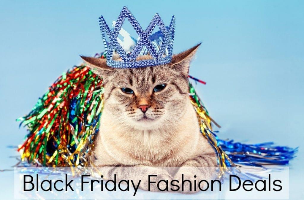 Black Friday Fashion Deals - Wardrobe Oxygen