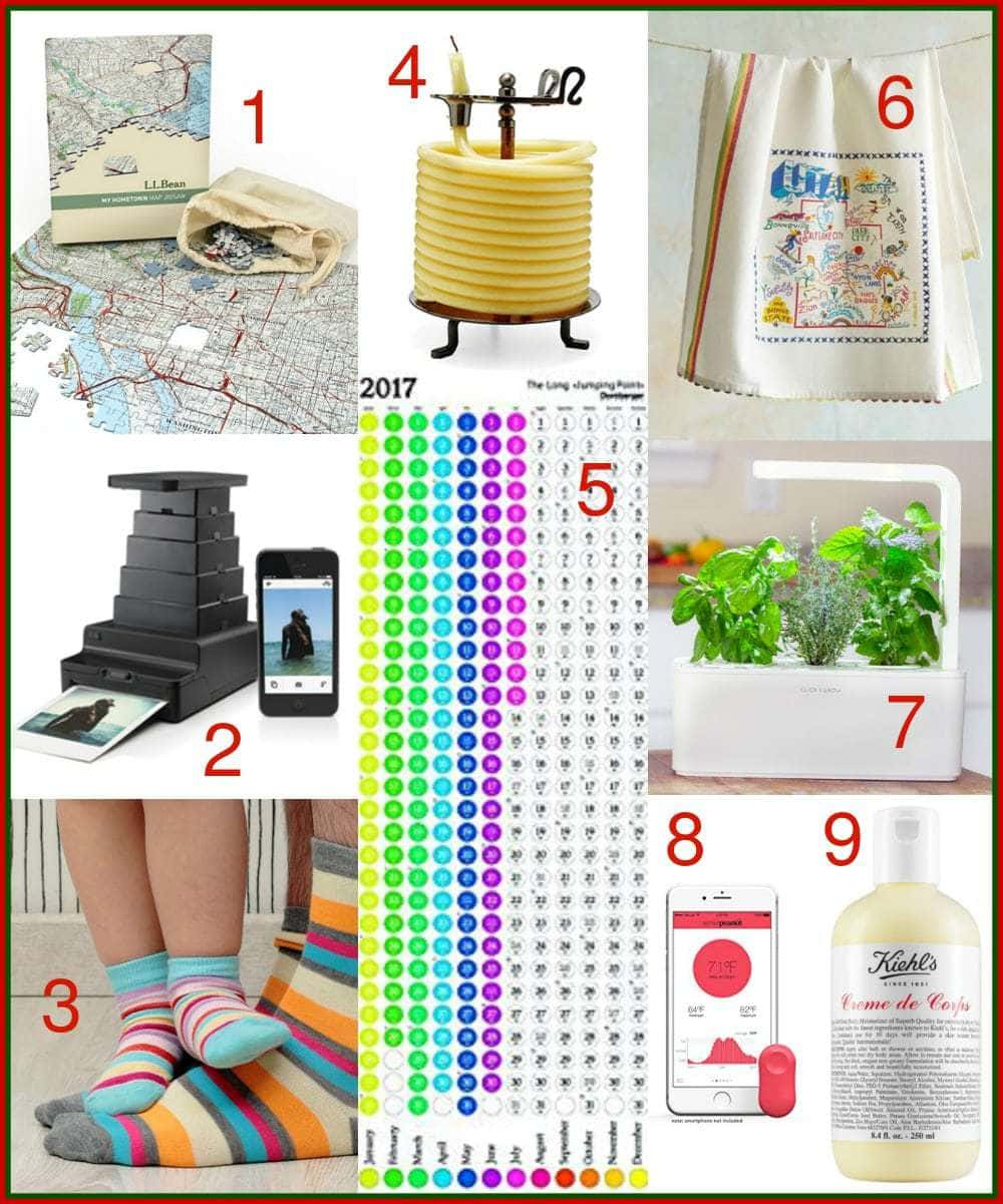 Gift Guide for the Hard to Shop for Friend