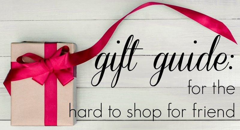 Wardrobe Oxygen: Gift Guide for the Hard to Shop For Friend or Family Member