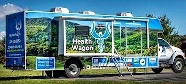 The Health Wagon