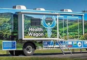 Giving Back this Holiday Season: The Health Wagon
