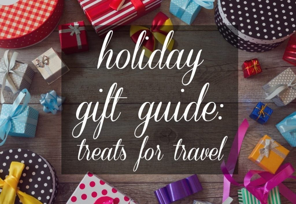 Travel Gift Guide - Wardrobe Oxygen Holiday Gift Guide: Travel Edition