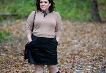 What I Wore: Daytime Smoky Eye for Fall [Sponsored]