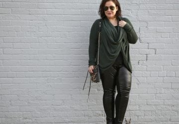 What I Wore: Two in One
