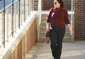 What I Wore: Wine with Coffee [Sponsored]