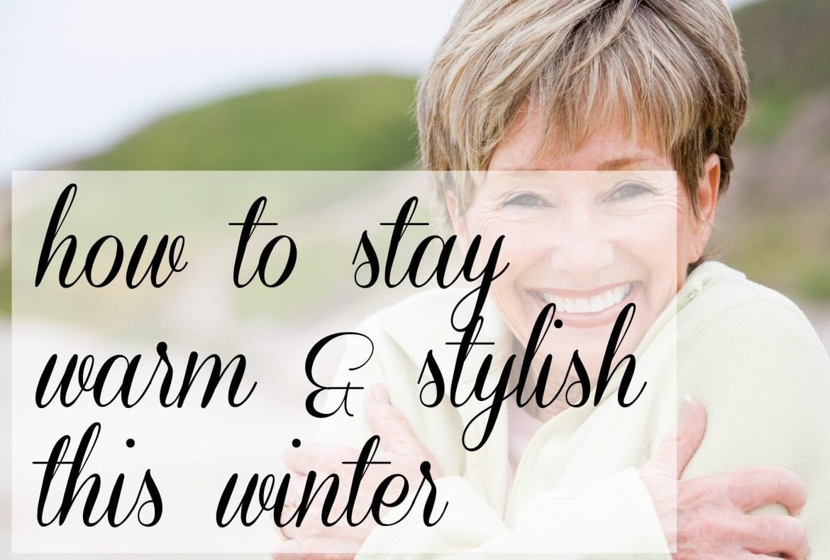 Tips on how to stay warm and stylish this winter. Ways to be warm and adhere to your work dress code. Tips and recommended products by Wardrobe Oxygen