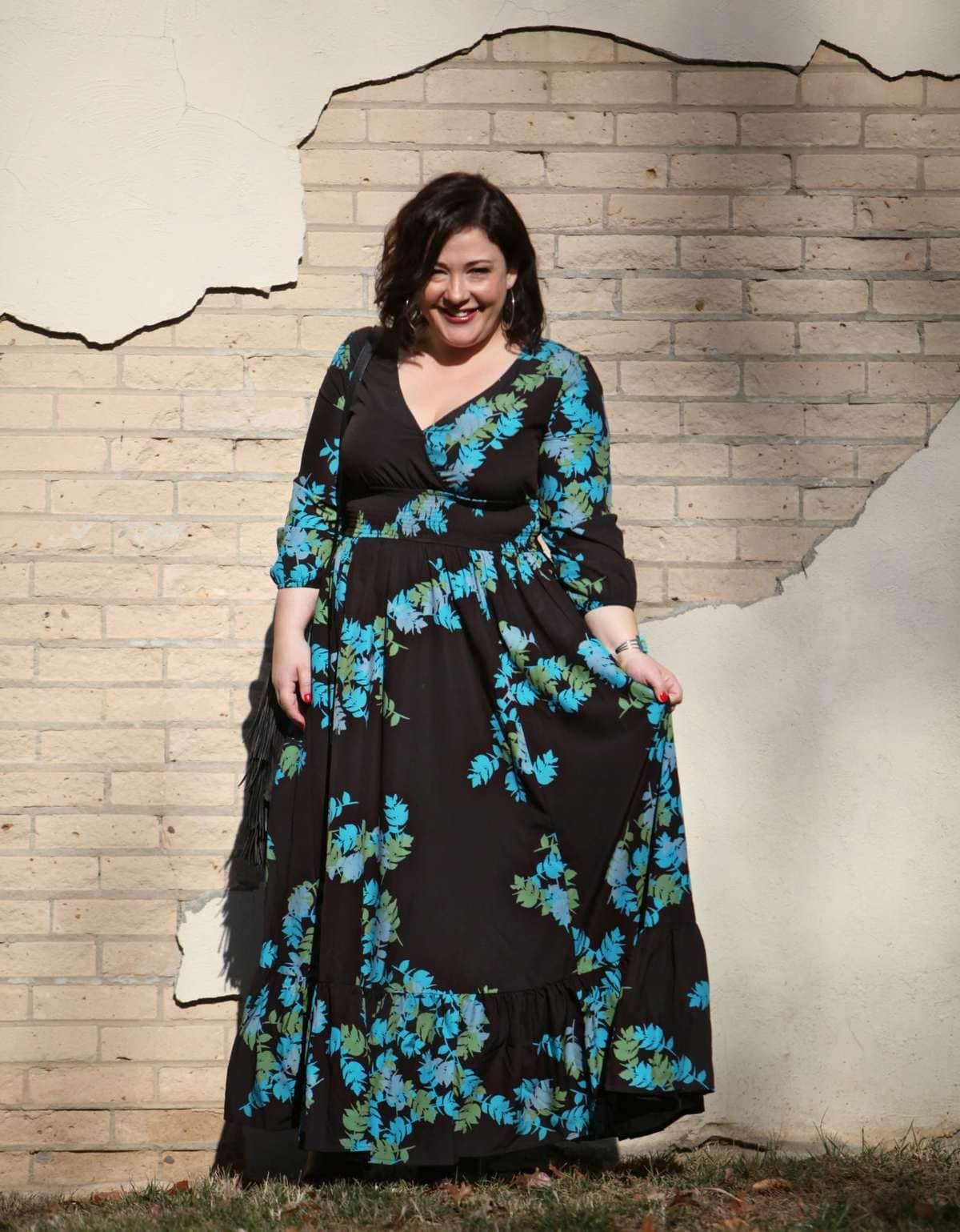 wardrobe oxygen eshakti dress