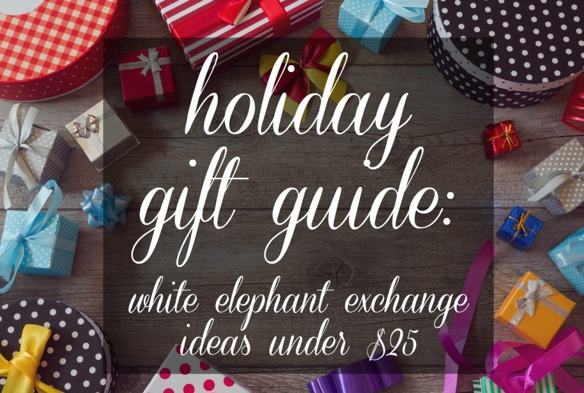 White Elephant Gift Exchange Ideas 25 Best Elephant 2017