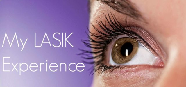 My LASIK Experience by Wardrobe Oxygen. Review of LasikPlus in Columbia Maryland