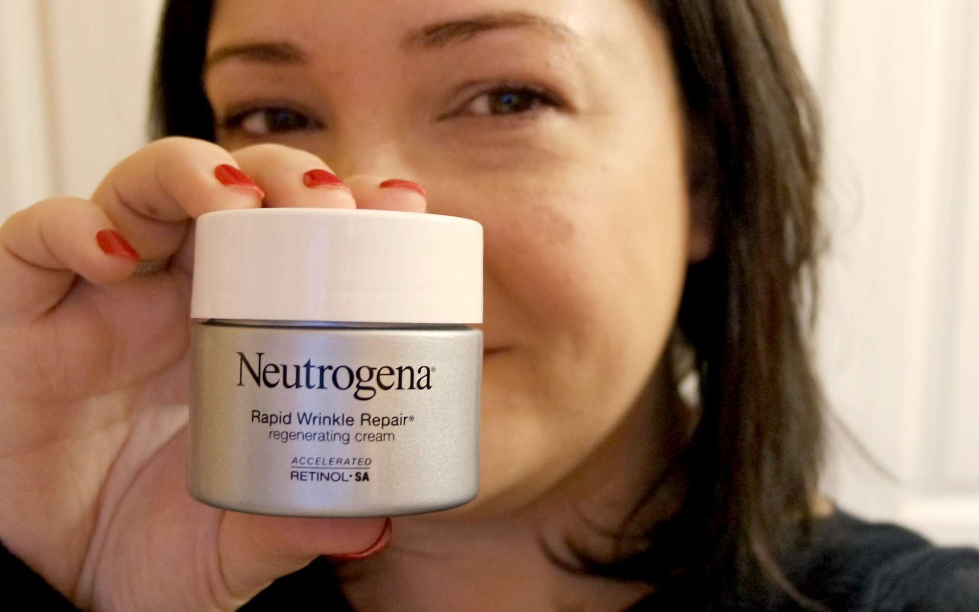 Neutrogena Rapid Wrinkle Repair Regenerating Cream Review